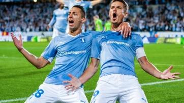 Златан Ибрагимович: «Надеюсь сыграть в составе «Мальмё» в Лиге чемпионов»