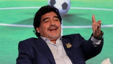 Диего Марадона всё же подал в суд на свою бывшую супругу