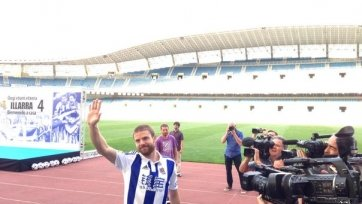 Ильярраменди: «В «Реале» я пережил разные моменты»