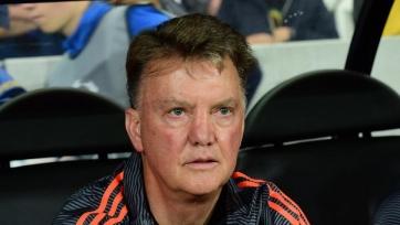 Ван Гаал: «Не переставали верить, что попадём в групповой этап»