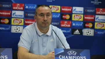 Стойлов: «Астана» постарается набрать несколько очков в ЛЧ»