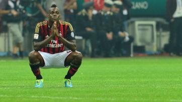 Официально: «Милан» арендовал Балотелли