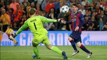 Гол Месси в ворота «Баварии» признан лучшим голом минувшего сезона