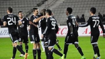 «Карабах» разгромил «Янг Бойз»
