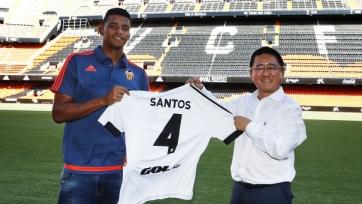 Официально: Адерлан Сантос присоединился к «Валенсии»