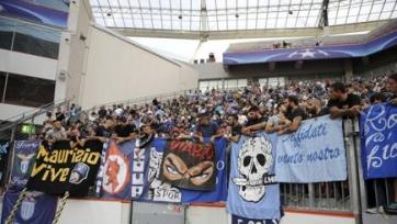 Болельщикам «Лацио» запретили присутствовать на матче с «Кьево» в Вероне