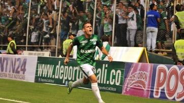 «Атлетико» подписывает талантливого колумбийца