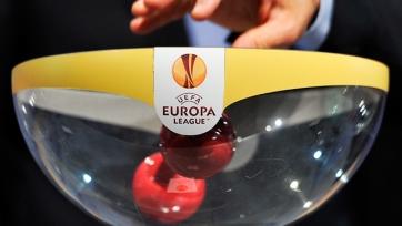 Состоялась жеребьёвка группового турнира Лиги Европы