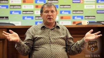 Григорий Иванов: «Пока Гончаренко – тренер нашей команды»