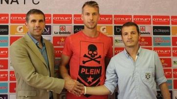 Официально: Лежен стал игроком «Ман Сити»