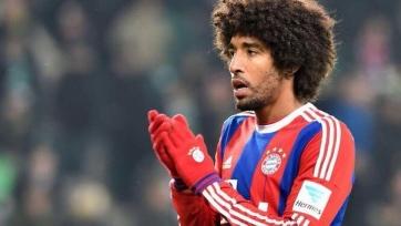 Данте находится в шаге от перехода в «Вольфсбург»