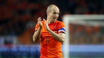 В сборной Нидерландов сменился капитан