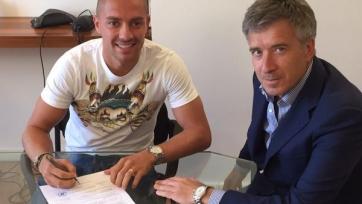 Официально: Мунье перешёл в «Болонью»
