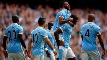 «Манчестер Сити» продолжает побеждать