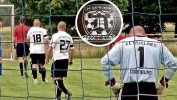 «Мы с нацистами не играем!»