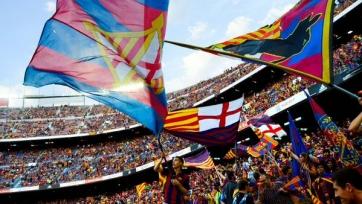 «Барселона» объявила стартовый состав на матч с «Малагой»