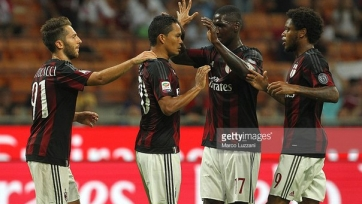 «Милан» обыграл «Эмполи»