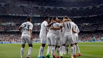 «Реал» учинил первый разгром нового сезона Примеры