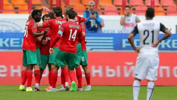 «Локомотив» одерживает волевую победу над «Краснодаром»