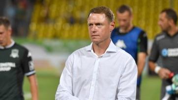 Кононов: «Показали хороший футбол, но не удалось реализовать моменты»