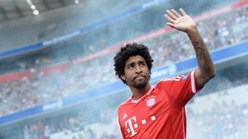 Официально: Данте продолжит карьеру в «Вольфсбурге»
