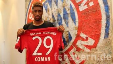 Официально: Коман перешёл в «Баварию»