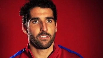 Рауль Гарсия подписал с «Атлетиком» предварительное соглашение
