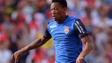Мартиаль покинул расположение сборной Франции и отправился в Манчестер