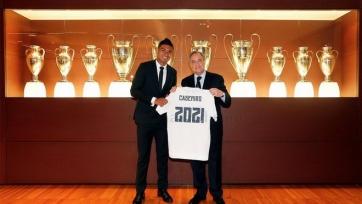 Касемиро пролонгировал соглашение с «Реалом»