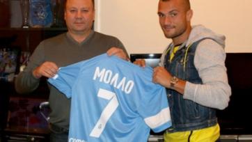 Молло – лучший футболист 7-го тура РФПЛ