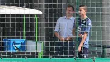 «Шальке» подтвердил уход Дракслера в «Вольфсбург»