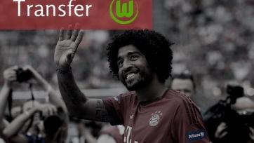 Официально: Данте – футболист «Вольфсбурга»