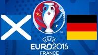 Шотландия - Германия (2:3) (07.09.2015) Обзор Матча