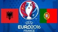 Албания - Португалия (0:1) (07.09.2015) Обзор Матча