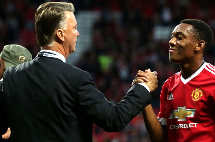 Второе пришествие Анри. Почему «Манчестер Юнайтед» вложился в Антони Мартиаля