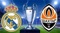 Реал Мадрид - Шахтер (15.09.2015)