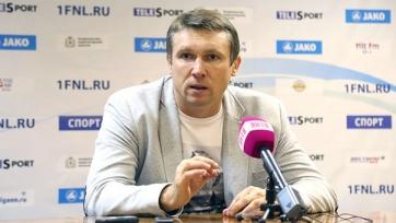 Талалаев: «Ребята проявили характер и одержали трудовую победу»