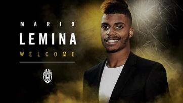 Официально: Лемина стал игроком «Ювентуса»
