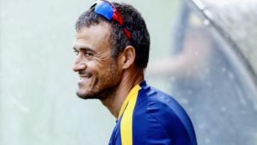 Луис Энрике считает, что полузащиту и атаку нужно усилить