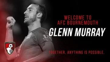 Гленн Мюррей перебрался в «Борнмут»