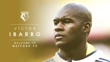 Ибарбо присоединился к «Уотфорду»