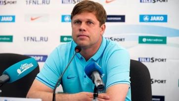 Радимов: «Игроки «Зенита-2» очень мотивированы»