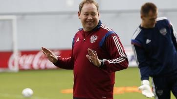 Слуцкий: «Если наш футбол в заднице, про голландский или турецкий вообще говорить нечего»