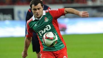 Алан Касаев лучший игрок «Локомотива» по итогам августа