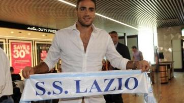 Алессандро Матри приступил к тренировкам в составе «Лацио»