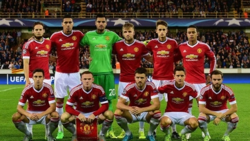 «Манчестер Юнайтед» опубликовал заявку на матчи Лиги чемпионов
