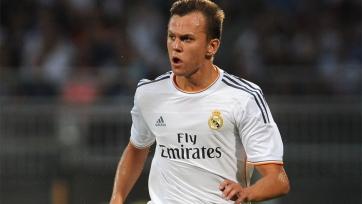 Денис Черышев включён в заявку «Реала» на Лигу чемпионов