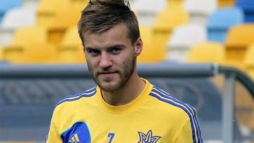 Ярмоленко: «В матчах с белорусами и словаками нужно набрать шесть очков»