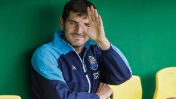 Касильяс: «Хотим выиграть чемпионат и дойти до финала ЛЧ»