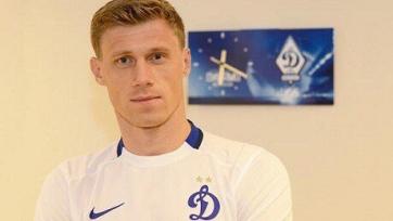 Погребняк рассказал о причинах своего перехода в «Динамо»